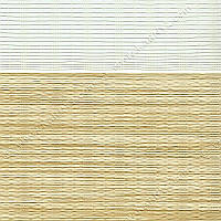 Рулонные шторы День-Ночь Индиго B-151 белый шоколад