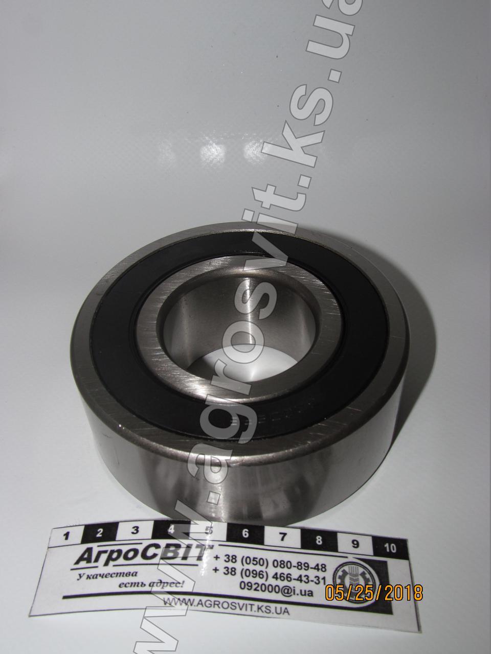 609 (180609)  DIN (62309-2RS) подшипник (АПП), размеры 45*100*36