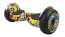 Гироцикл Смартбаланс Премиум 10.5 дюйм Wheel Самобалансировка ТАО, Хип-Хоп