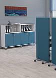 Шкаф средний двойной одноцветный Trio/ Quattro 1600*400*118h, фото 2