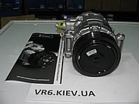 Компресор кондиціонера Golf VI, Passat 05-07, Octavia 09-, Alhambra 1.2 TSI - 2.0 TDI, фото 1