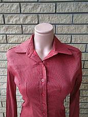 Рубашка женская коттоновая стрейчевая REELITE, фото 3