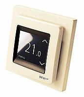 Терморегулятор DEVIregТМ Touch Ivory
