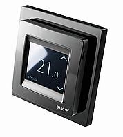 Терморегулятор DEVIregТМ Touch Black