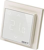 Віддалене управління теплою підлогою. Терморегулятор DEVIregTM Smart Pure White