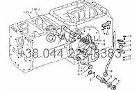 Коробка отбора мощности в сборе (дополнительно) 540r/min или 1000r/min на YTO X704