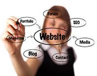 Корпоративный информационный web сайт