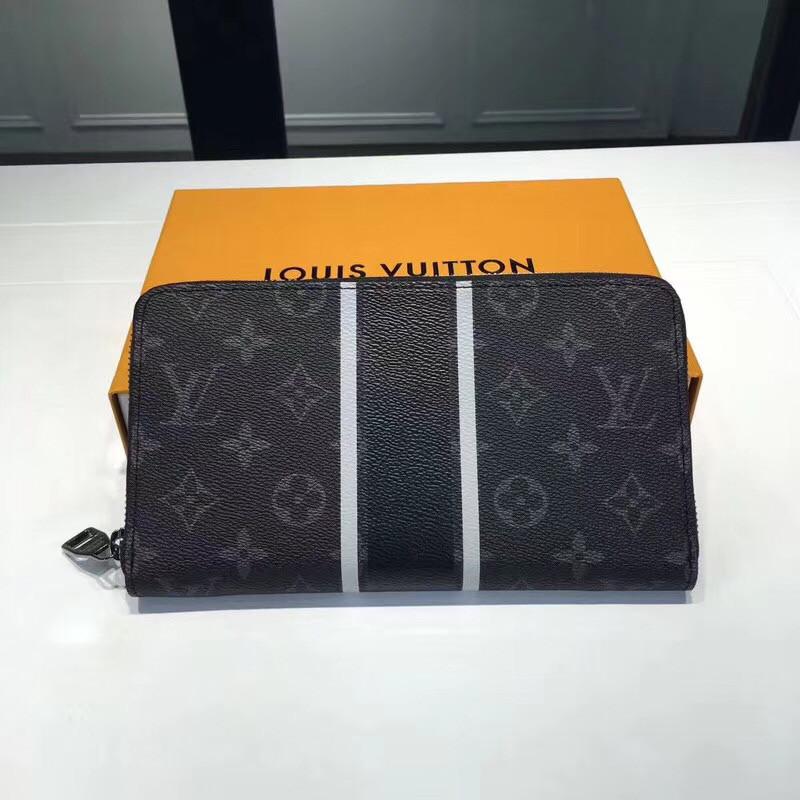 24544a7b6d36c Портмоне мужское Louis Vuitton купить недорого