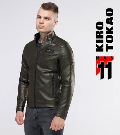 11 Kiro Tokao | Мужская куртка осень 3316 хаки