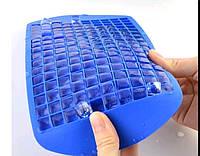 Силиконовая форма для льда кубики 1*1*1 см