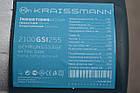 Пила торцовочная Kraissmann 2100 GSI 255 Индукционный двигатель. Торцовочная пила Крайсман, фото 5