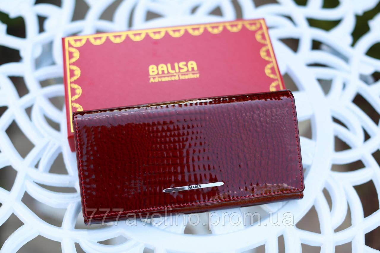 0f9fcc5c91e2 Кошелек женский Balisa из лакированной кожи, цена 379 грн., купить в ...