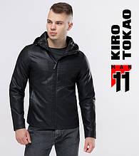 11 Kiro Tokao | Мужская осень куртка 3341 черная