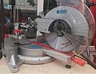 Пила торцовочная Kraissmann 2100 GSI 255 Индукционный двигатель. Торцовочная пила Крайсман, фото 2