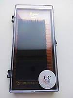 Ресницы I-Beauty Premium, 20 линий СС 0.085 12 мм, фото 1