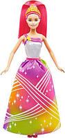 Интерактивная Кукла BARBIE Барби Радужное сияние Mattel DPP90