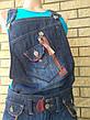 Юбка-комбинезон летняя джинсовая  BONNY JEANS, фото 2