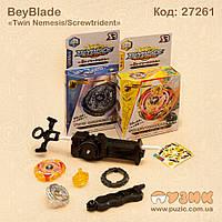 BeyBlade Бейблэйд Взрыв BB 831 4 сезон Винт трезубец Screwtrident (ВВ 831)