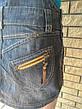 Юбка-комбинезон летняя джинсовая  BONNY JEANS, фото 4