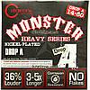 Струны Cleartone 9480 Drop A 14-80 Nickel-Plated Monster