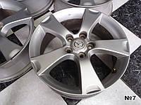 Оригинальные диски R17 Mazda 3,MPS 5x114,3 6,5Jx17JCH ET52,5 BK 03 E