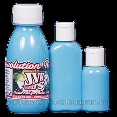 Краска для аэрографа JVR Colors 10мл, opaque sky blue  №126