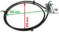 Тен круглый (конвекции) для духовки Smeg 806890591