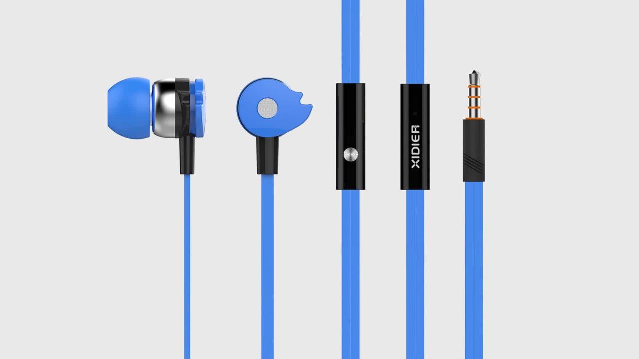 Наушники с микрофоном Celebrat D1