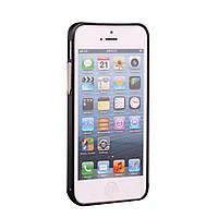 Бордюр для Apple iphone 4 4S металл черный