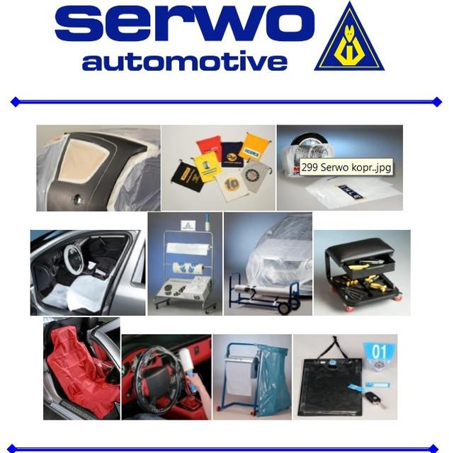 Защитные материалы для автомобилей SERWO