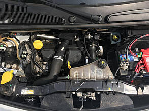 Б/у Патрубок воздушного фильтра (воздухозаборник) Renault Kangoo 2 Рено Кенго 1.5DCI  2008-2017 г.г