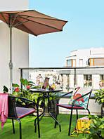 Балкон- как обустроить его летом для отдыха. Фото идеи.