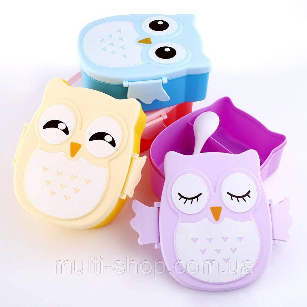 Ланч-бокс Сова/Owl, фото 1