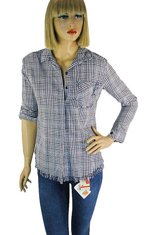7400dff672b2a4 Жіноча сорочка в клітинку :(Туреччина) купити в