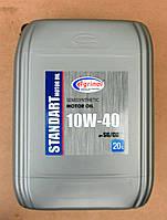 Полусинтетическое моторное масло 10W-40 SG/CD (20 л), фото 1