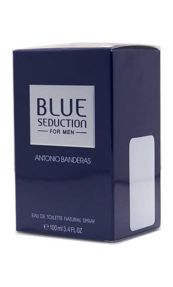 Туалетная вода Antonio Banderas BLUE SEDUCTION Men для мужчин