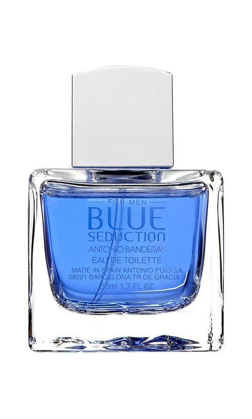 Туалетная вода Antonio Banderas BLUE SEDUCTION Men - TESTER для мужчин 100 мл