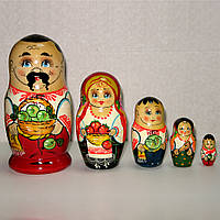 Матрешки украинские