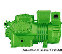 Компрессор 6FE-50 / 6FE-50Y / 6F-50.2 (тэн, масло, DELTA-P II)