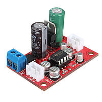 3шт DC 9-24V AC 8-16V NE5532 Аудио OP AMP Микрофон Предусилитель платы предварительного усилителя