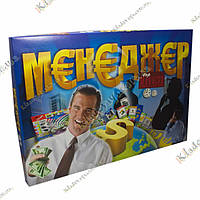 НАСТОЛЬНАЯ ЭКОНОМИЧЕСКАЯ СТРАТЕГИЯ «МЕНЕДЖЕР TOP MANAGER», фото 1
