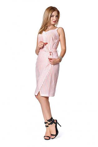 Оригинальное интересное модное летнее женское платье 44-50, фото 2