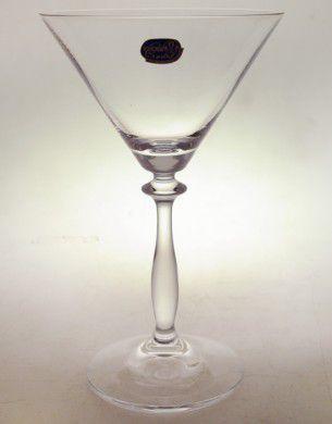 Angela бокалы для мартини 285 мл.- 6 шт  Bohemia 40600/285