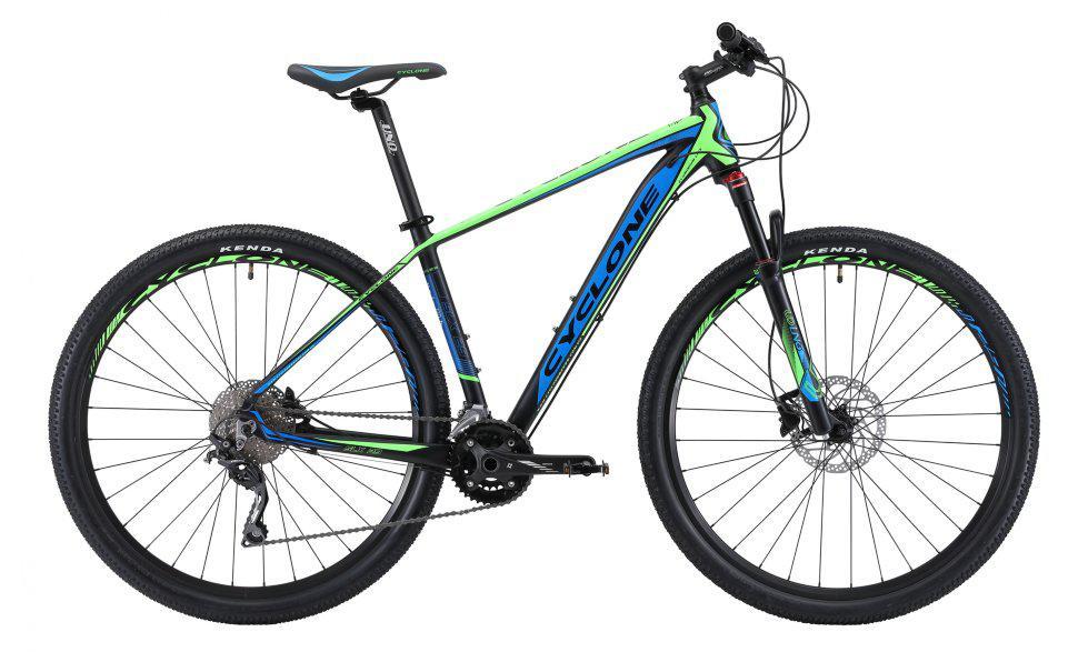 Велосипед горный CYCLONE 29
