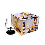 Domino Набор бокалов для коньяка 410 мл - 4 шт Luminarc J3030, фото 2