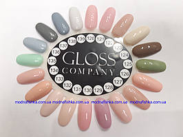 Палитра  Gloss 120-139