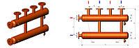 Коллектор OKC-Ф-13-2-Ф,220 кВт