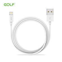 Кабель GOLF GC-30 iPhone 5 / 5s / 6 / 6 Plus , iPad Air 2