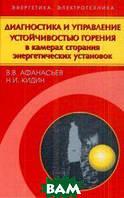 Афанасьев В.В. Диагностика и управление устойчивостью горения в камерах сгорания энергетических установок