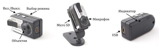 Камера Часы - Инструкция По Эксплуатации